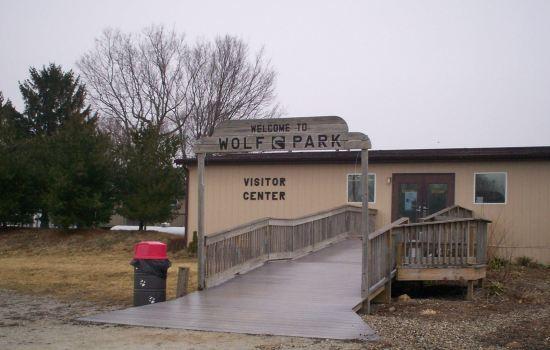 Wolf Park!