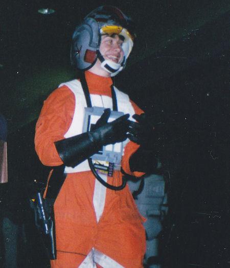 X-Wing Pilot!