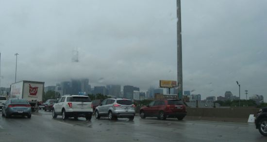 Chicago Rain!