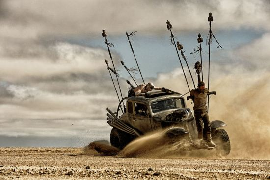 MAD MAX FURY ROAD!