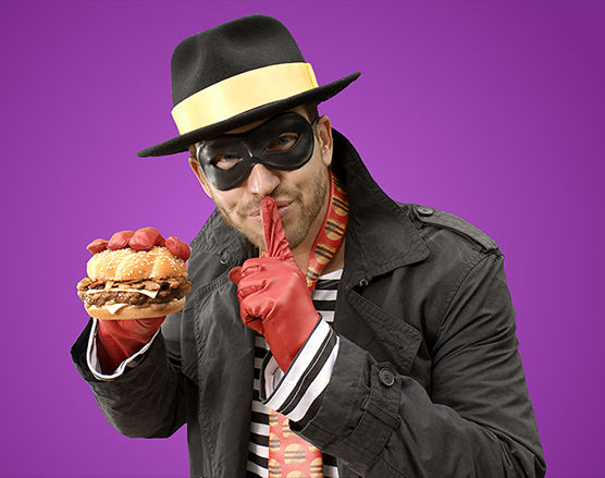New52 Hamburglar!