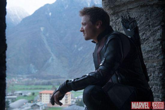 Hawkeye!