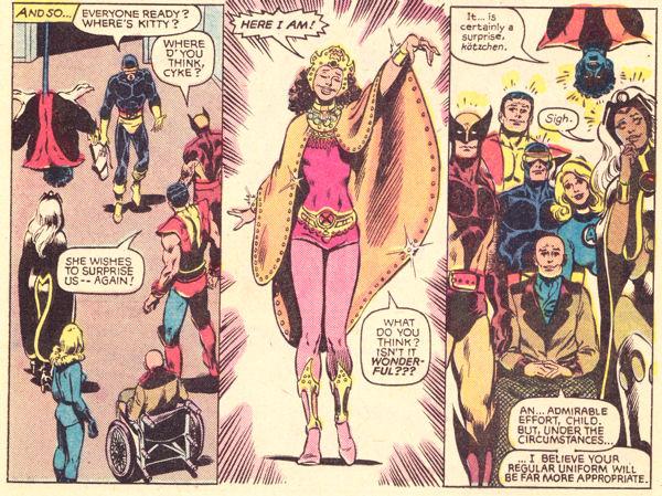 Sprite of the X-Men!