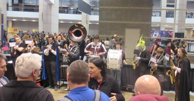 C2E2 band!