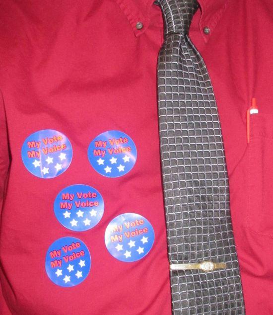 My Vote, My Voice!