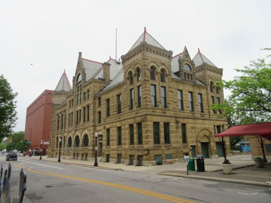 Fort Wayne History Center!