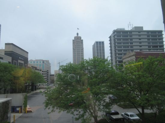 Fort Wayne Skyline!