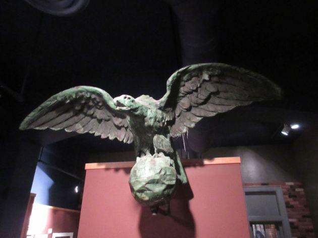 Eagle Gargoyle!