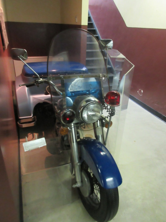 Police Motorcycle!