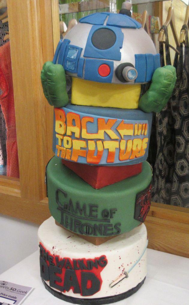 Geek Cakes!