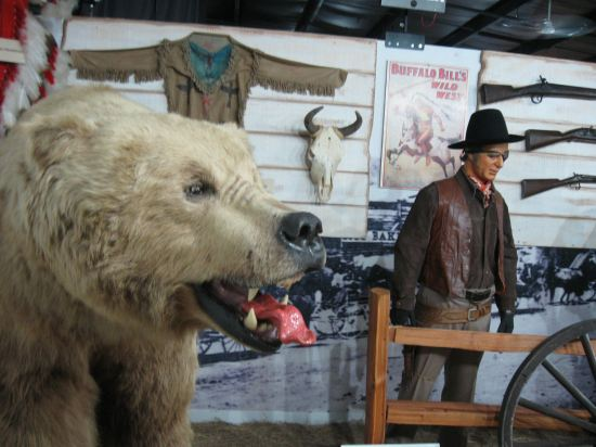 Duke and the Bear!