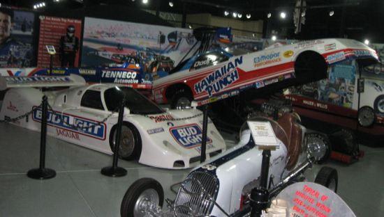 Racecars!