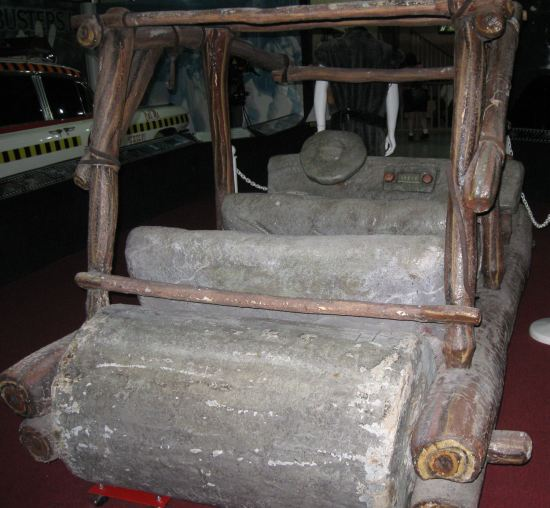 Flintstonemobile!
