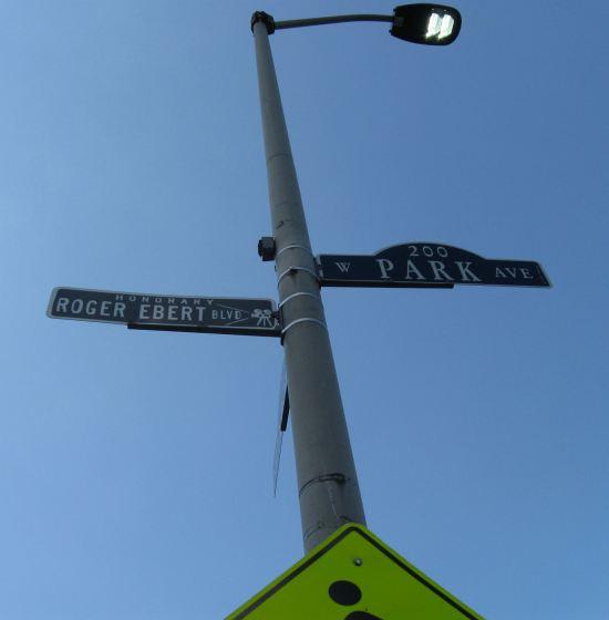 Ebert Boulevard!