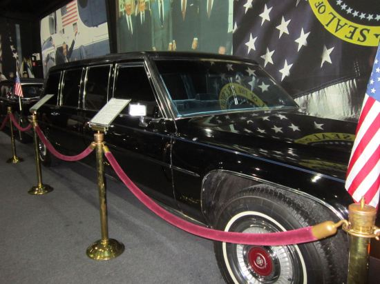 Presidential Limo!
