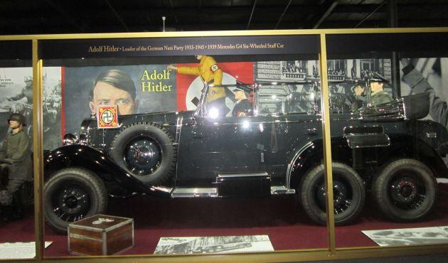 Hitlermobile.