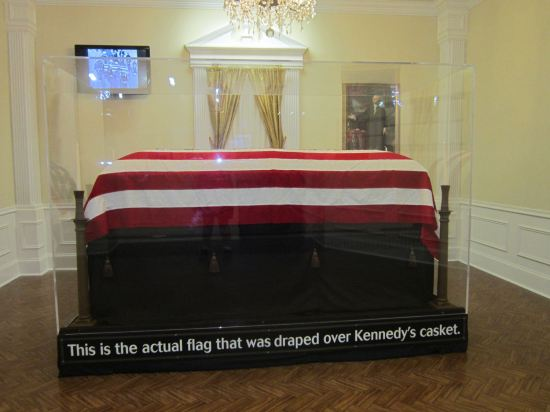 JFK Flag.