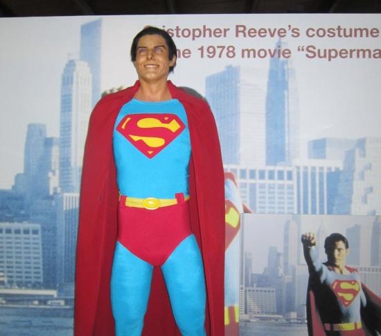 Superman costume!