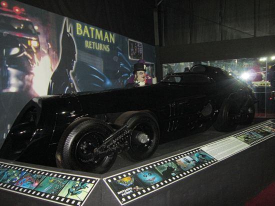 Batmobile!