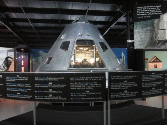 Training Space Capsule!