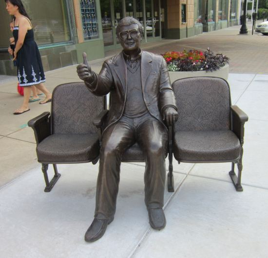 Ebert and Chairs!