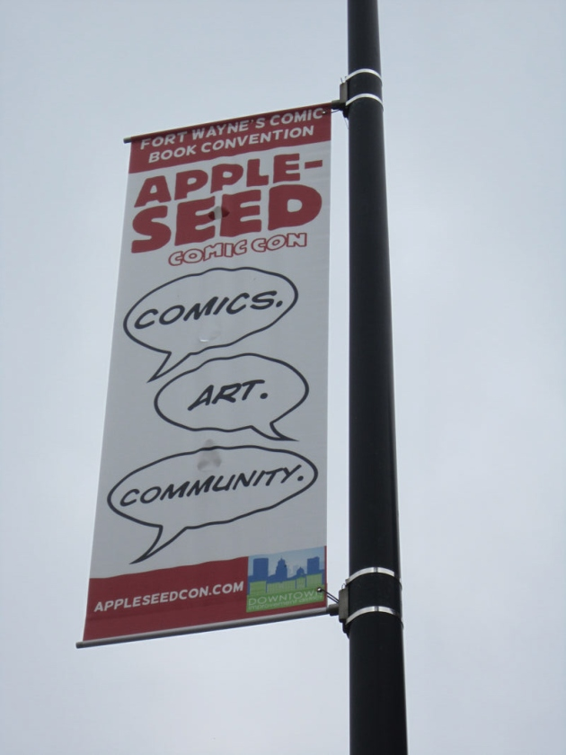 Appleseed Banner!