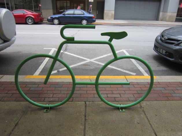 Rack Bike!