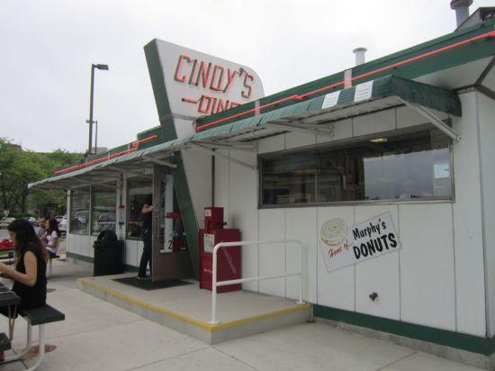 Cindy's Diner!