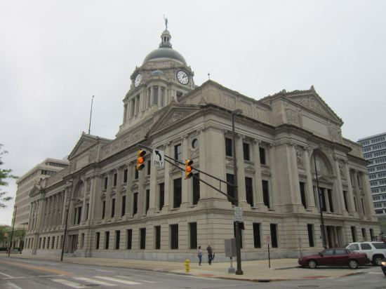 City-County Building!