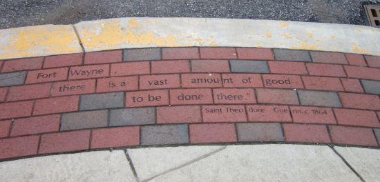 Brick Quote!