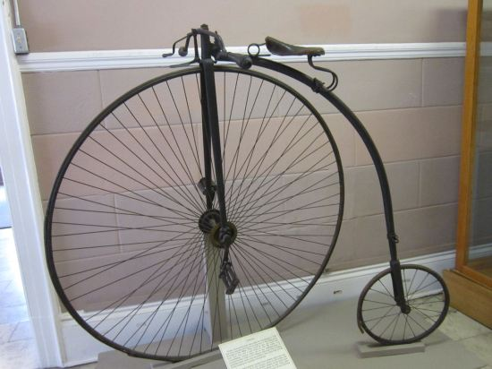 Penny-farthing!
