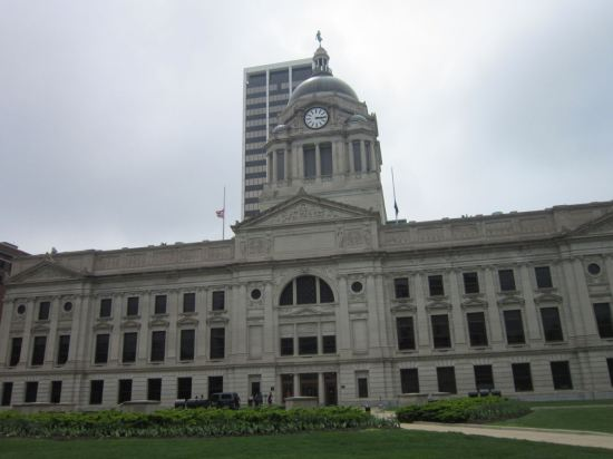 Allen County Courthouse!