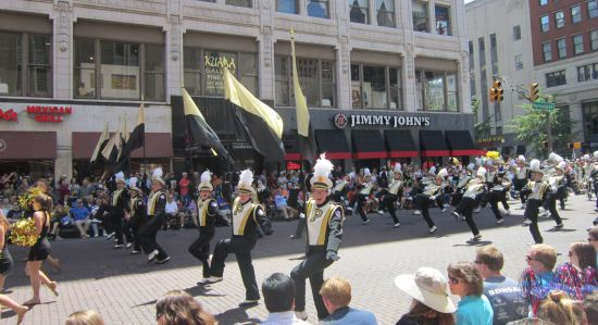 Purdue University All-American Marching Band!