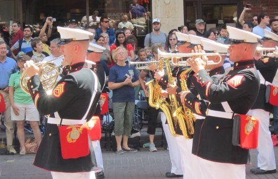 Marine City High School Marching Band