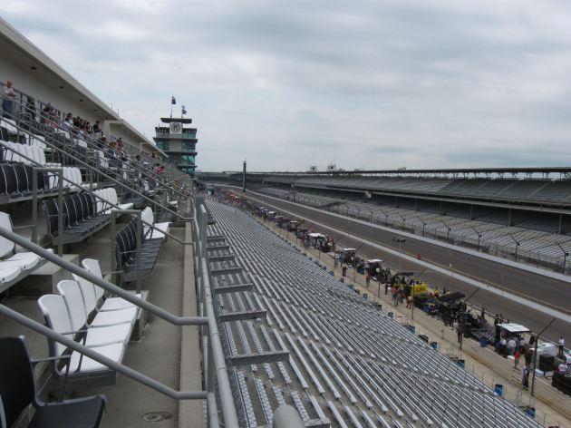 Indy 500 Turn 1!