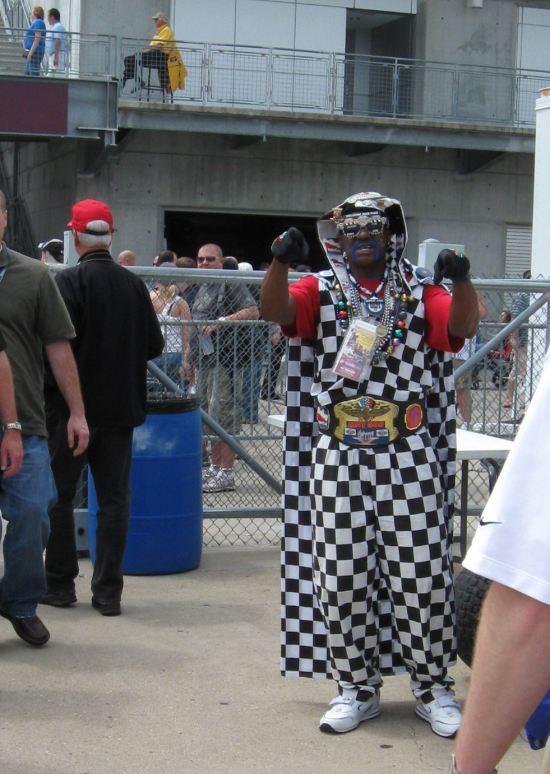 #1 Indy 500 Fan!