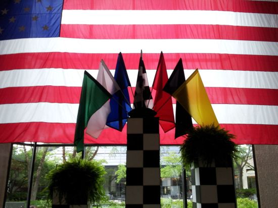 Indy 500 Flags 2015!