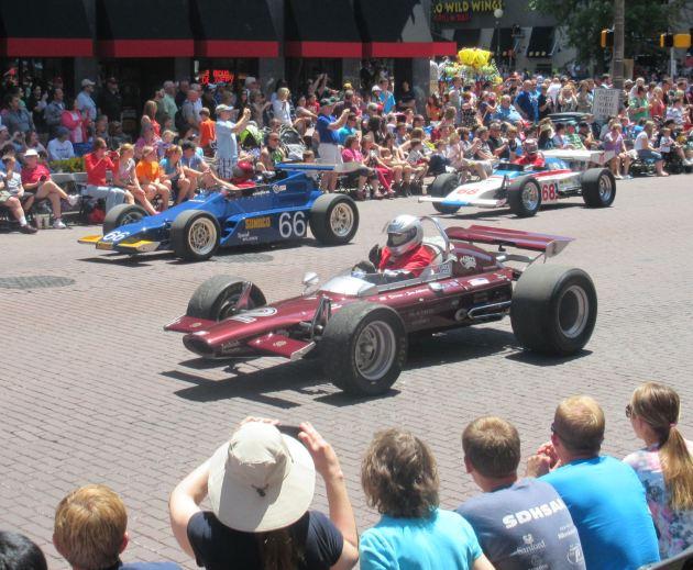 Shriners Racing!