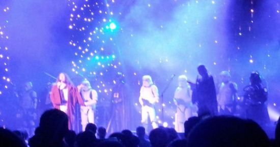 Weird Al and the 501st Legion!