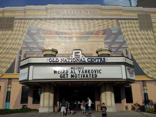 Weird Al Yankovic!