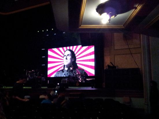Weird Al Yankovic Stage!