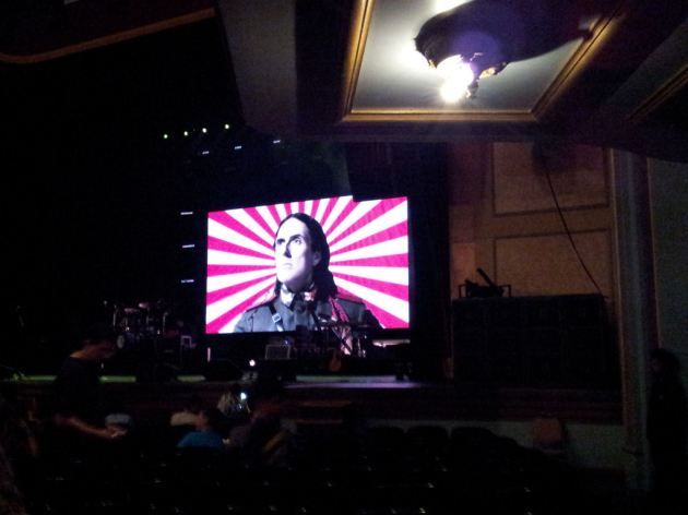 Weird Al Yankovic Stage!