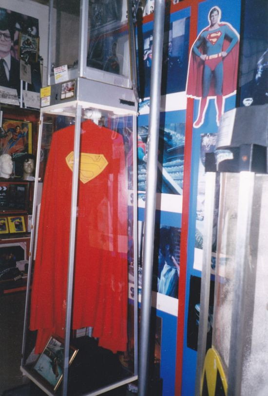 Superman Cape!