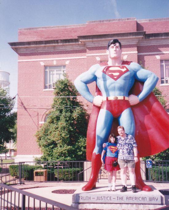 Us + Superman!