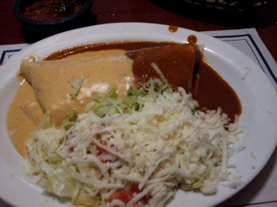Acapulco Burrito!