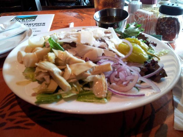 Bazbeaux Salad Nicoise!