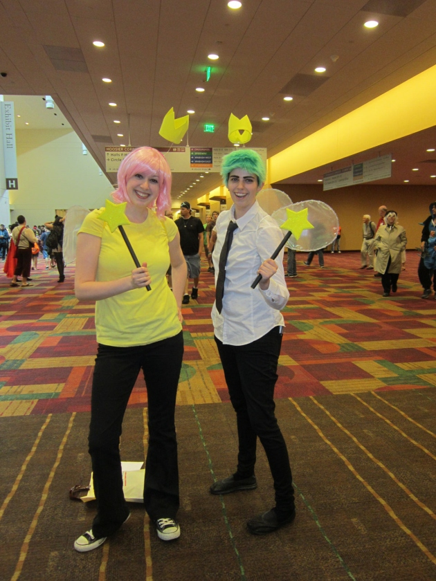 Fairly OddParents!