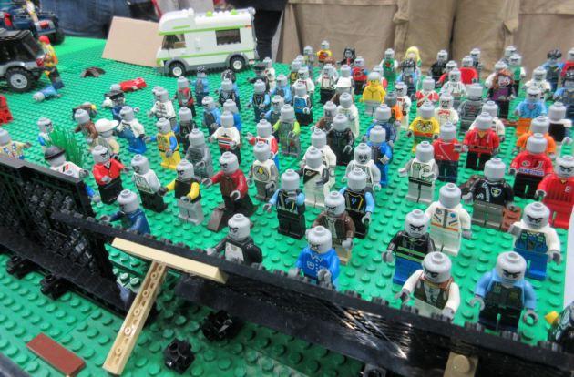 Lego Walking Dead!