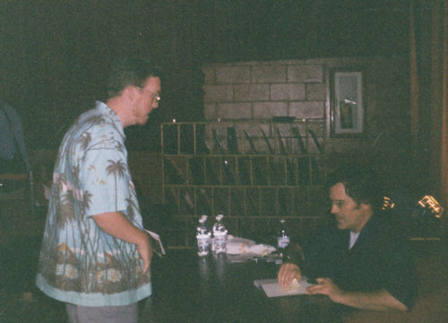 Me + Bruce Campbell!