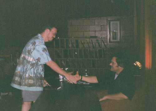 Me + Bruce Campbell Again!